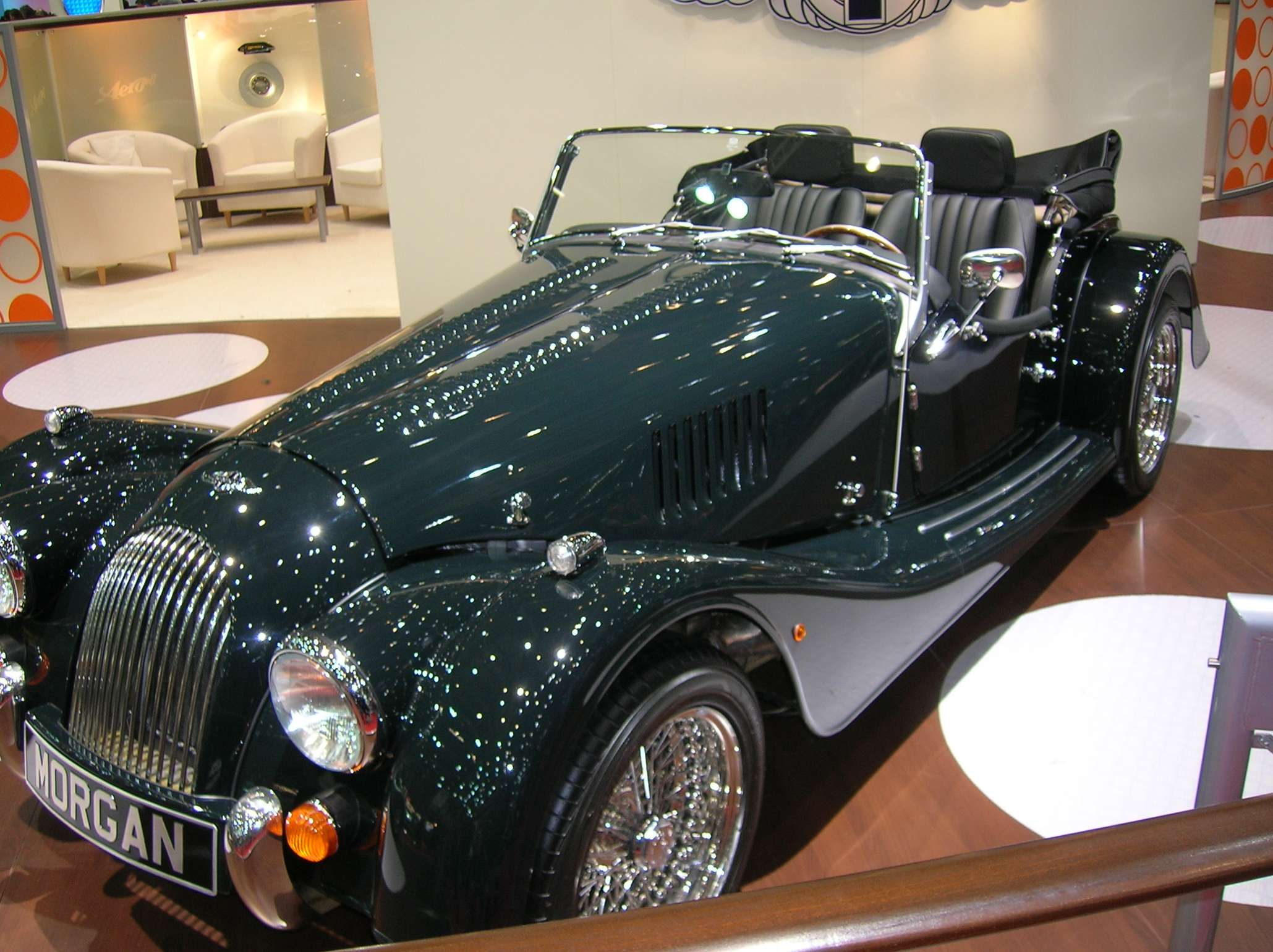 Morgan Roadster #8147531