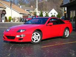 Nissan 300ZX Twin Turbo #8107164