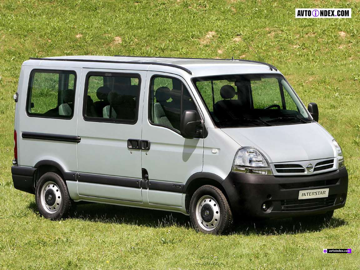 Nissan Interstar #9667966
