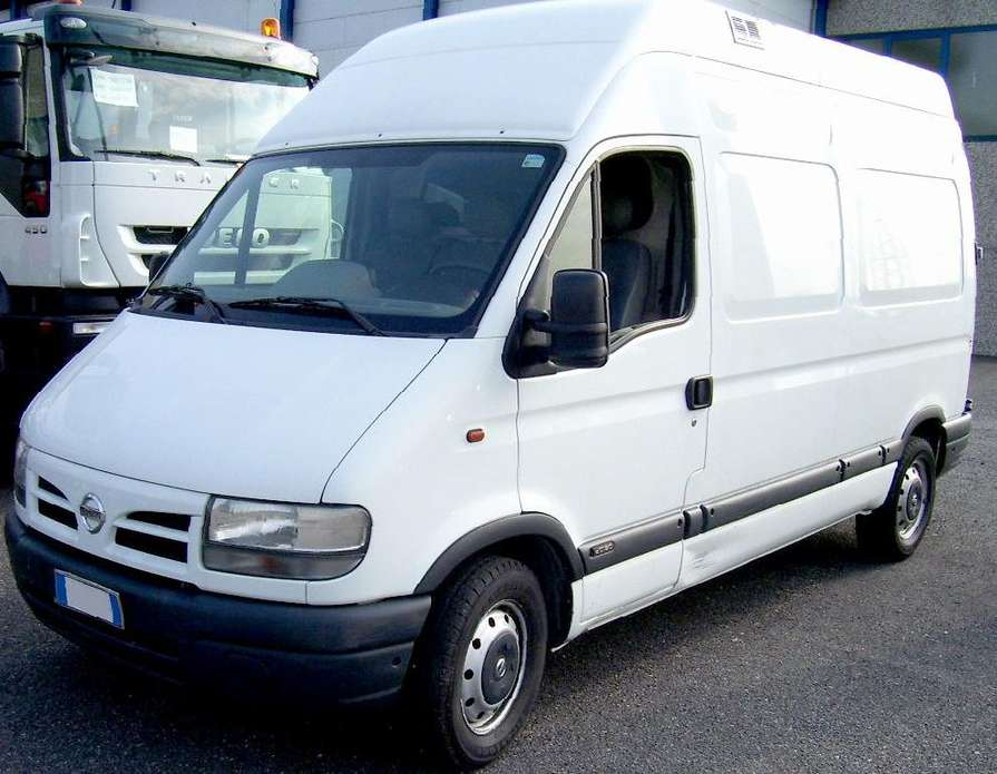 Nissan Interstar #8705909