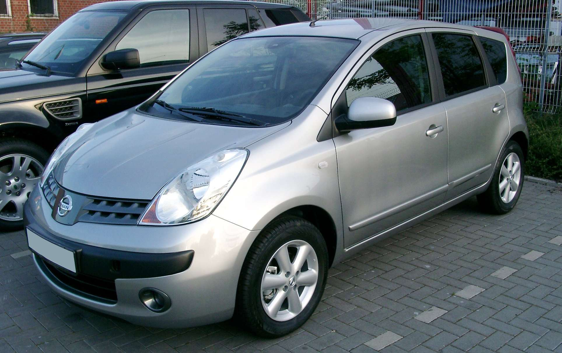 Nissan Note #8734384