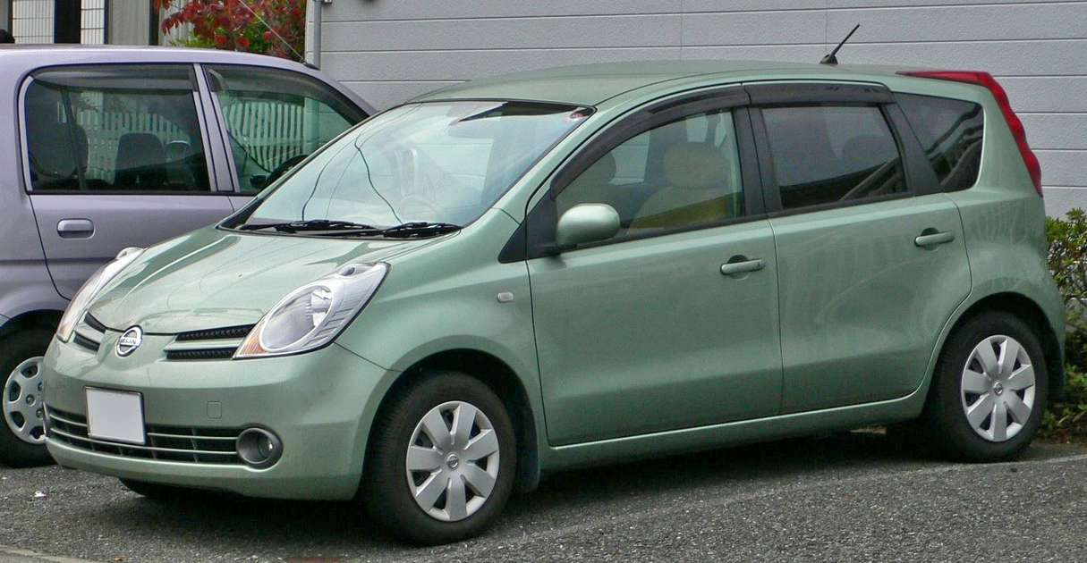 Nissan Note #9966236