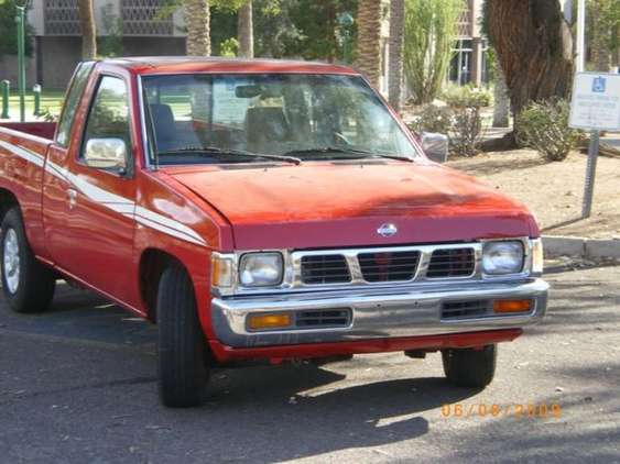Nissan Pick Up #7120630
