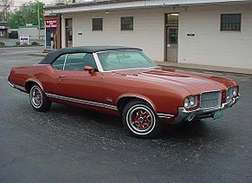 Oldsmobile Cutlass #9739841