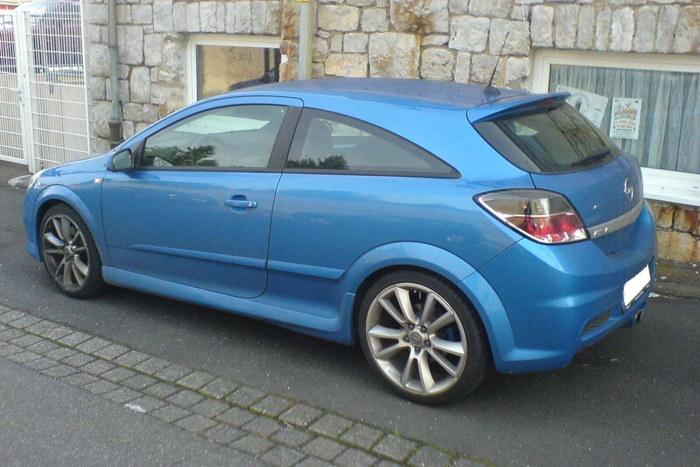 Opel Astra OPC #9574762