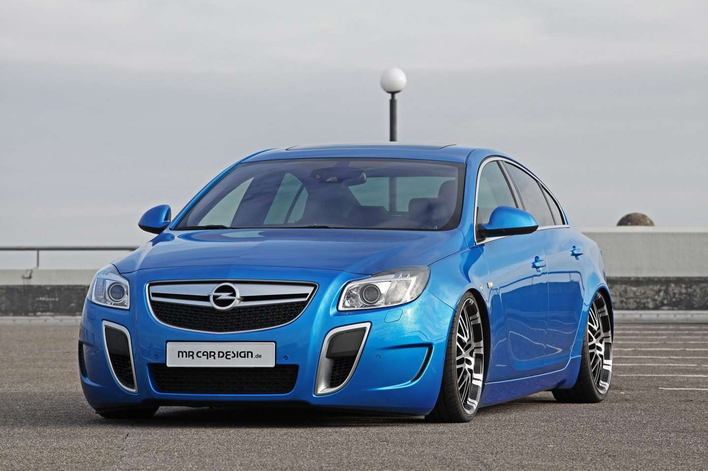 Opel Insignia Encouraging Sign For The Buick Regal
