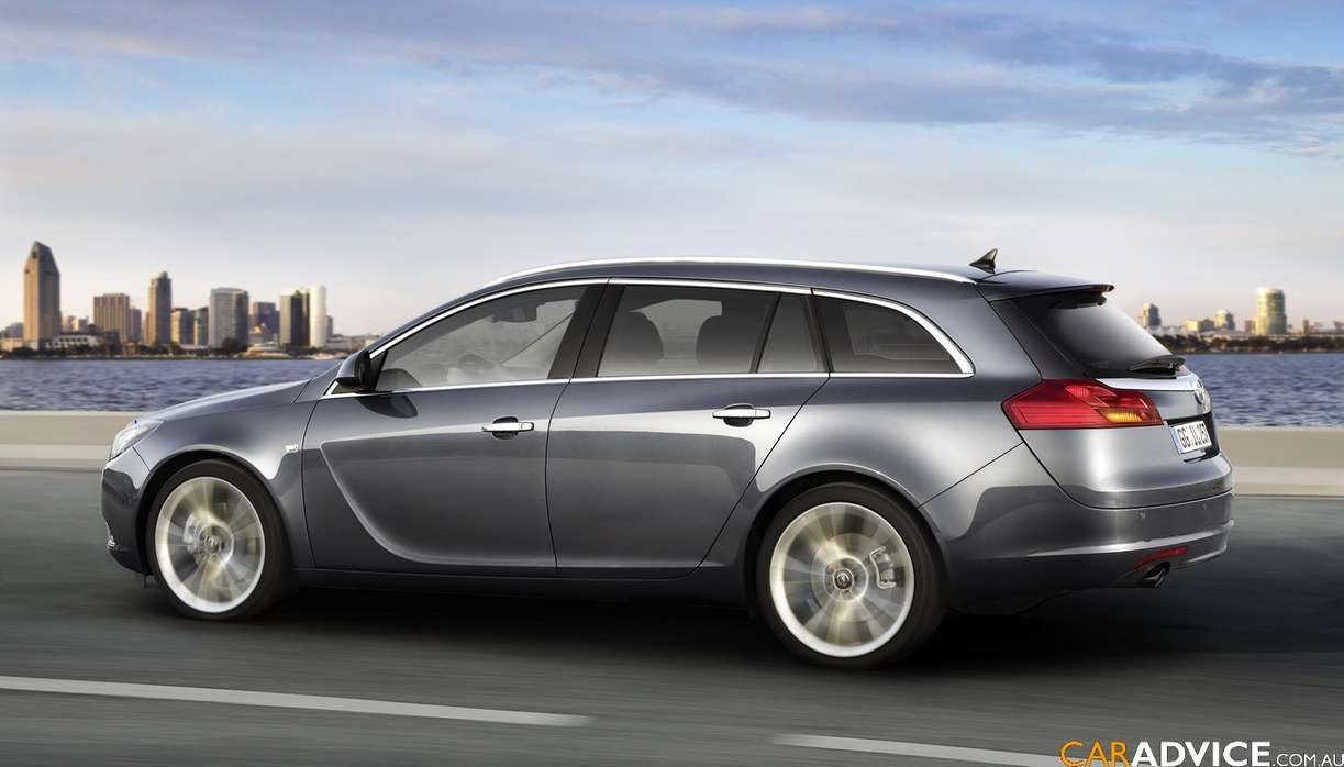 Opel Insignia Sports Tourer #8152725