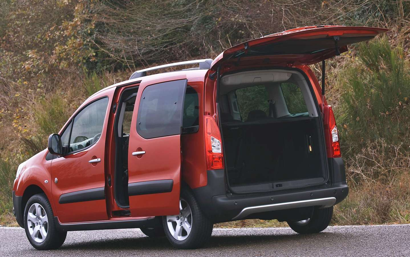 Peugeot partner tepee the reference in its segment