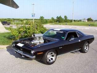 Plymouth Barracuda #7463439