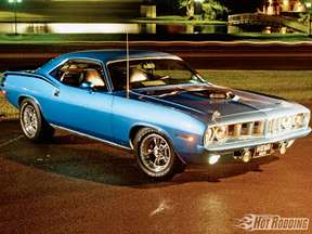Plymouth Barracuda #9846776