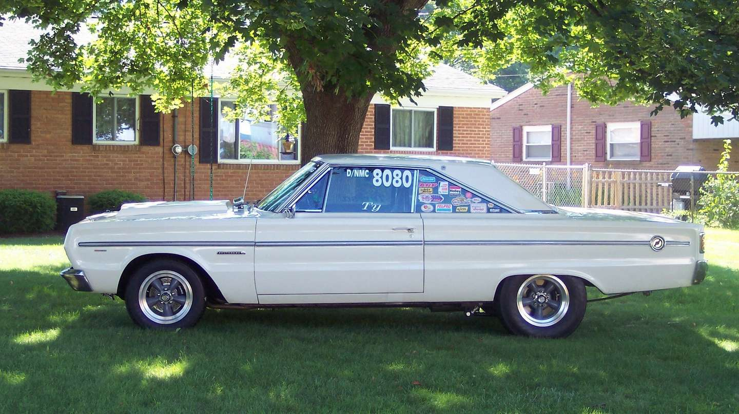 Plymouth Belvedere #7140070