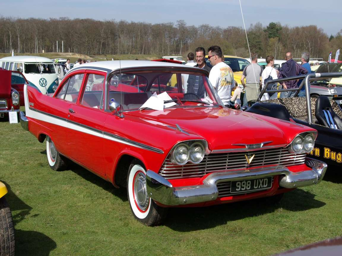 Plymouth Belvedere #7907118