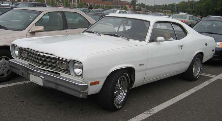 Plymouth Duster #7578951