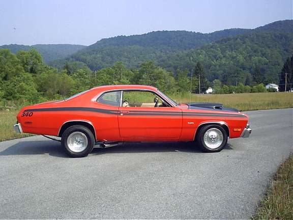 Plymouth Duster #8936766