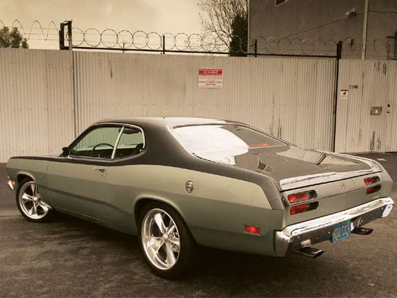Plymouth Duster #9894362