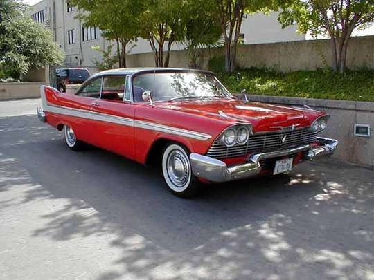 Plymouth Fury #7224954