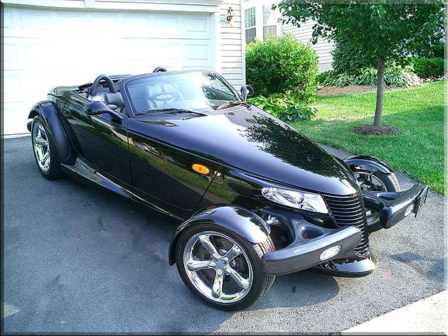 Plymouth Prowler #8587404