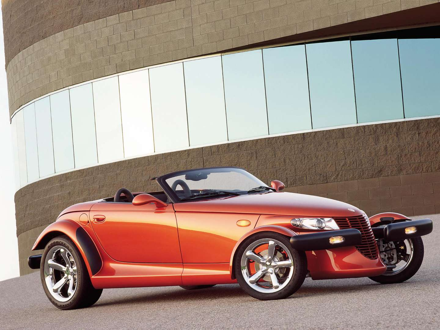 Plymouth Prowler #7954134
