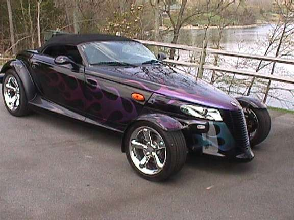 Plymouth Prowler #7529525