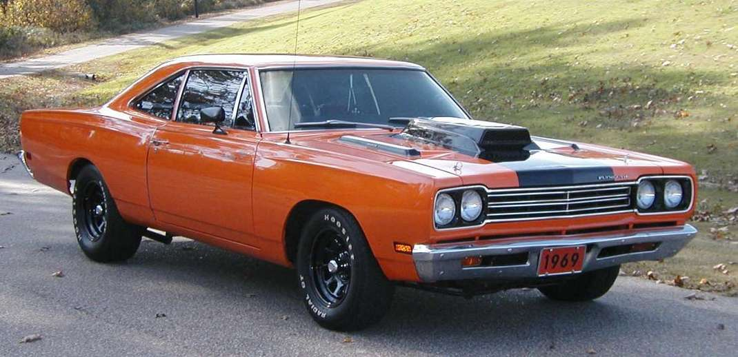 Plymouth Road Runner #8700615