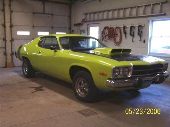 Plymouth Satellite #9113858