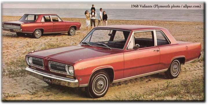 Plymouth Valiant #9626437
