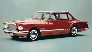 Plymouth Valiant #9420769