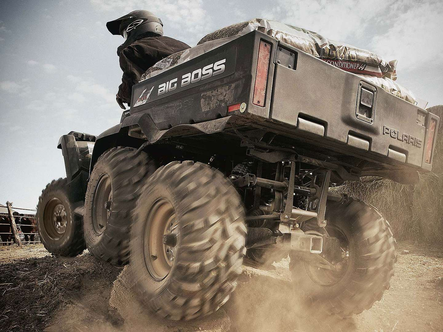 Polaris Sportsman #7765611