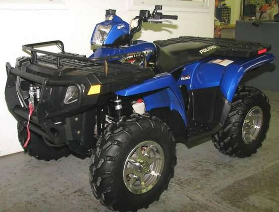 Polaris Sportsman 500 #9368273