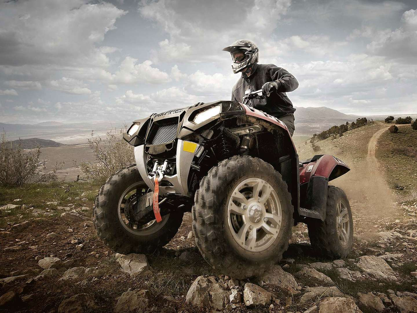 Polaris Sportsman #9162664