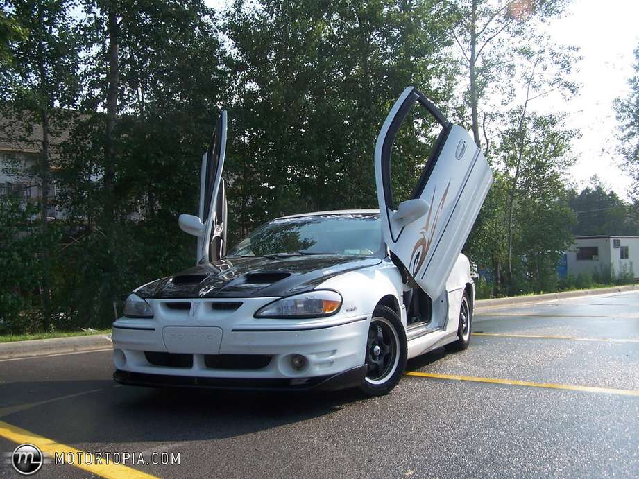 Pontiac Grand Am GT #8432482