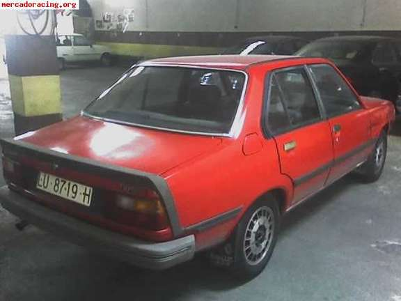 Renault 18 Turbo #9496019