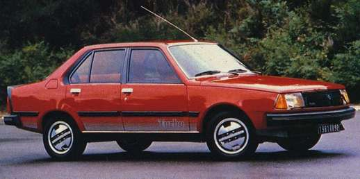 Renault 18 Turbo #8670001