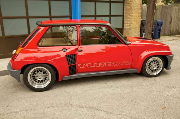 Renault 5 Turbo 2 #7986558