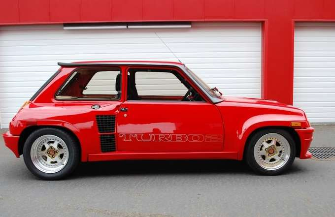 Renault 5 Turbo 2 #8878235