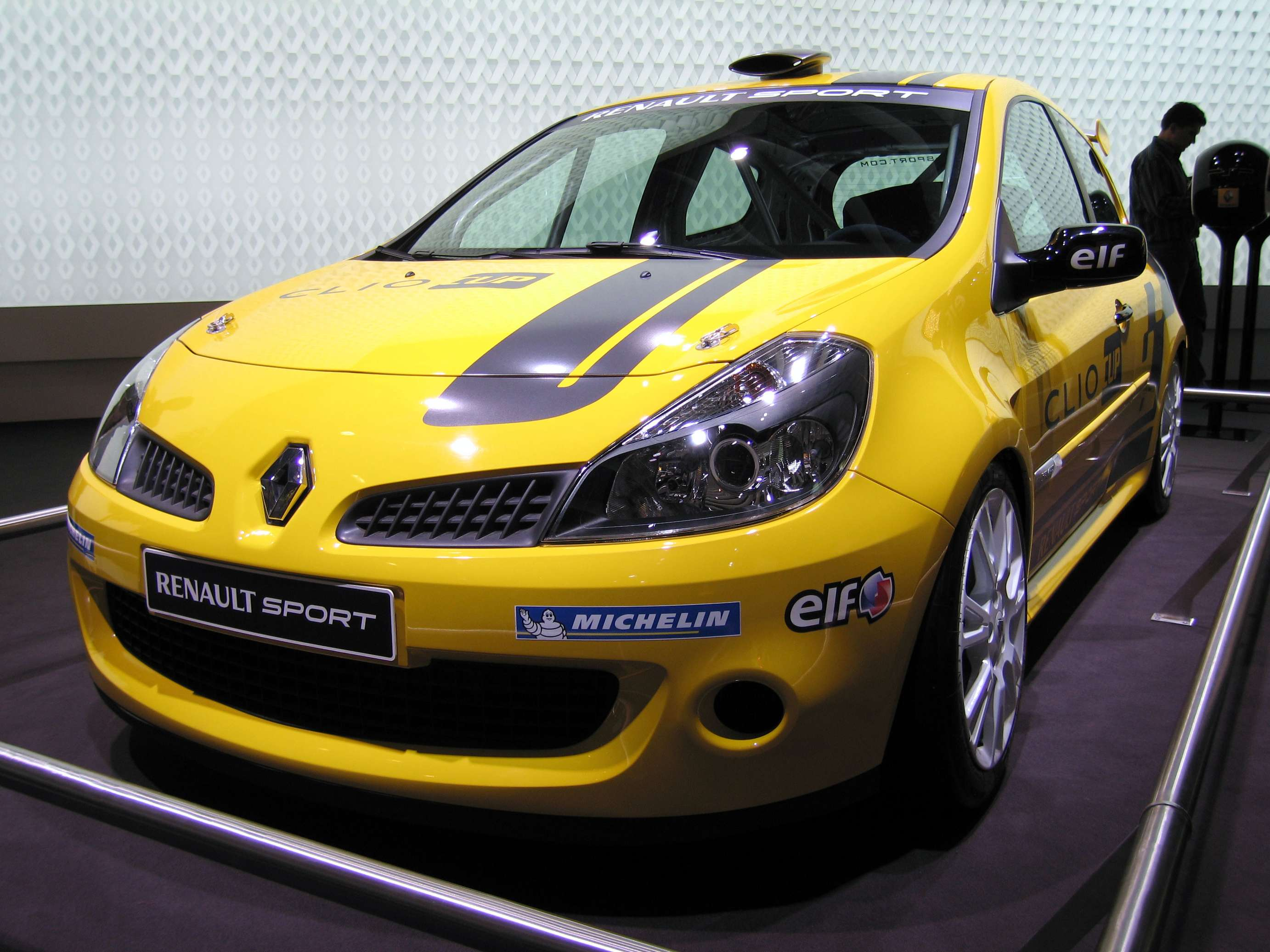 Renault Clio cup #8645546