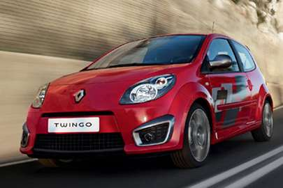 renault twingo rs a unique sporty design source of passion and emotions. Black Bedroom Furniture Sets. Home Design Ideas