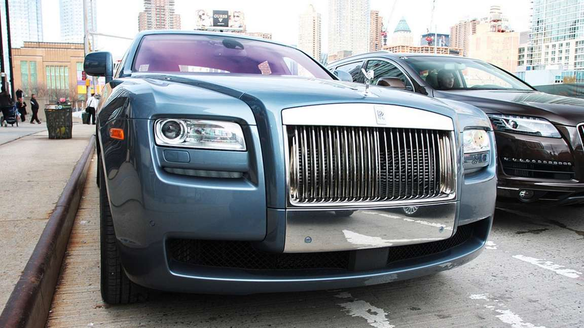 Rolls Royce Ghost #8217906