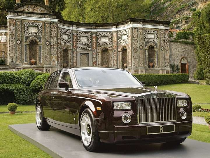 Rolls Royce Phantom #7249741