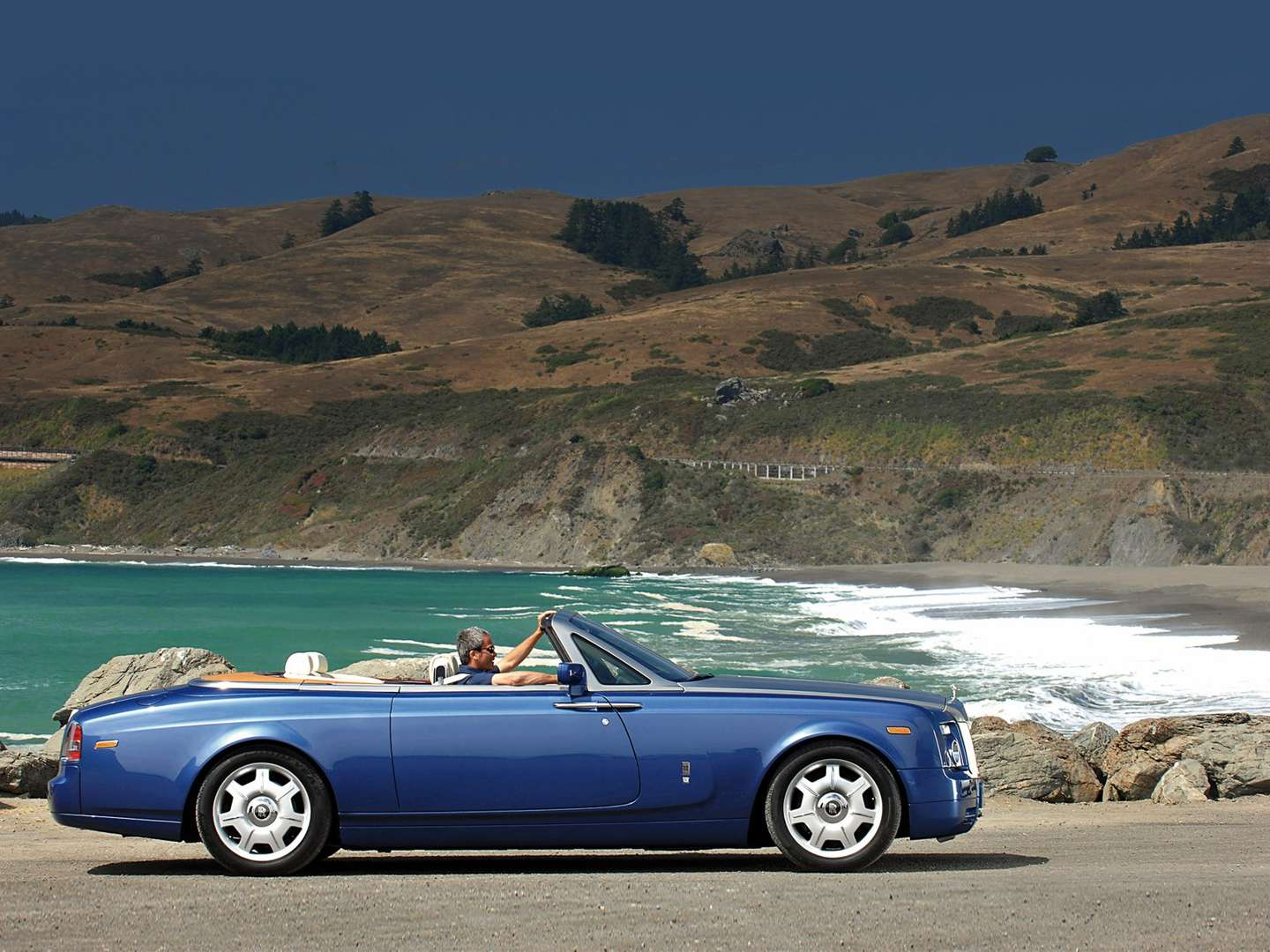 Rolls Royce Phantom Drophead Coupe #7206902