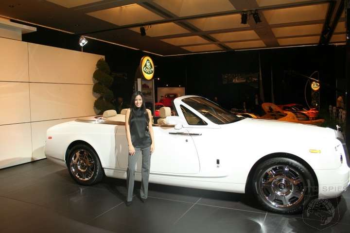 Rolls Royce Phantom Drophead Coupe #9548696