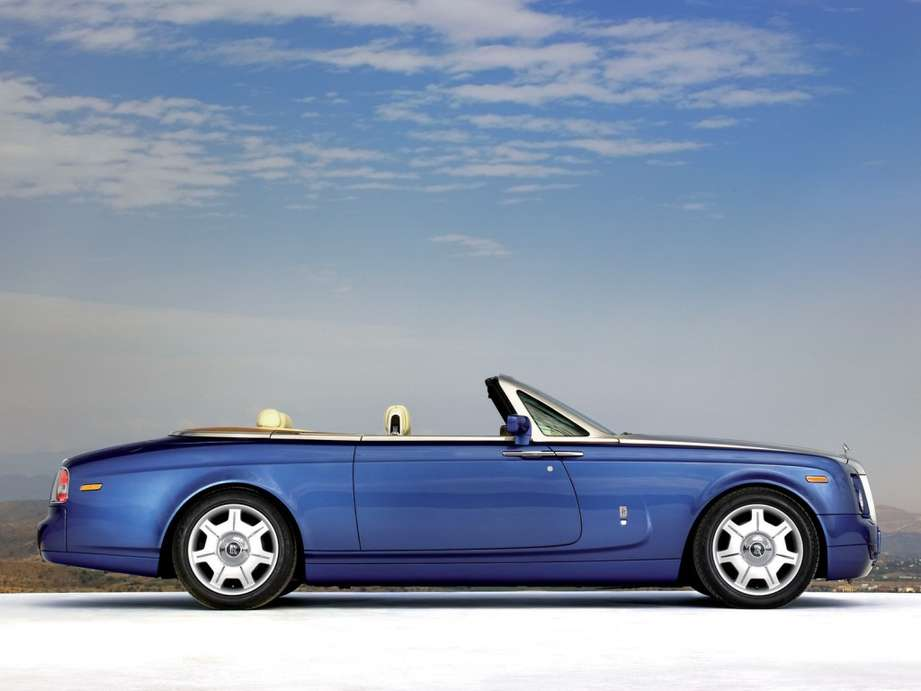 Rolls Royce Phantom Drophead Coupe #7654568