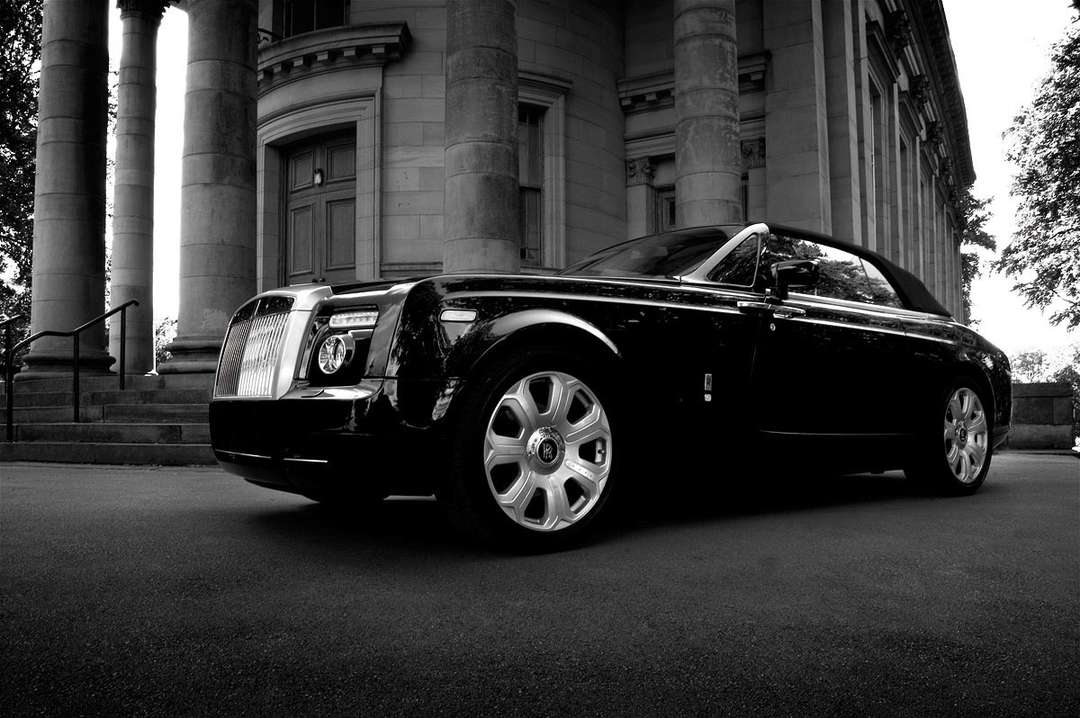 Rolls Royce Phantom Drophead Coupe #9254355