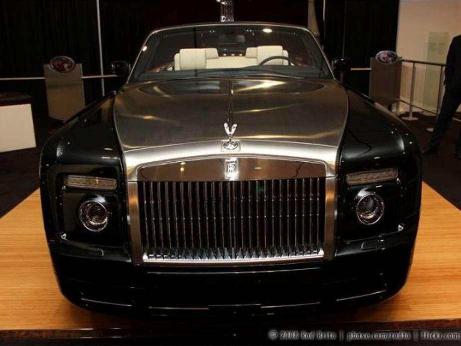 Rolls Royce Phantom Drophead Coupe #8961212