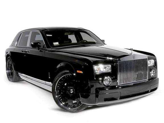 Rolls-Royce Phantom #7939261