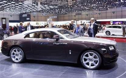 Rolls Royce Wraith 2013 For Sale Rolls Royce Wraith 7043916