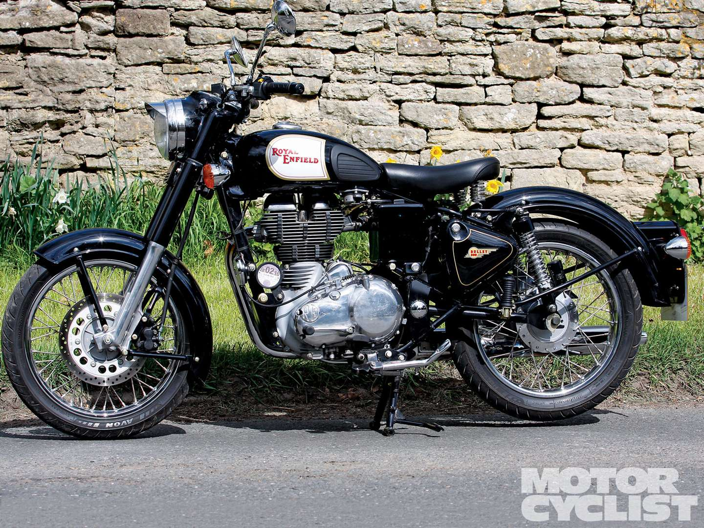Royal Enfield Bullet #8196283