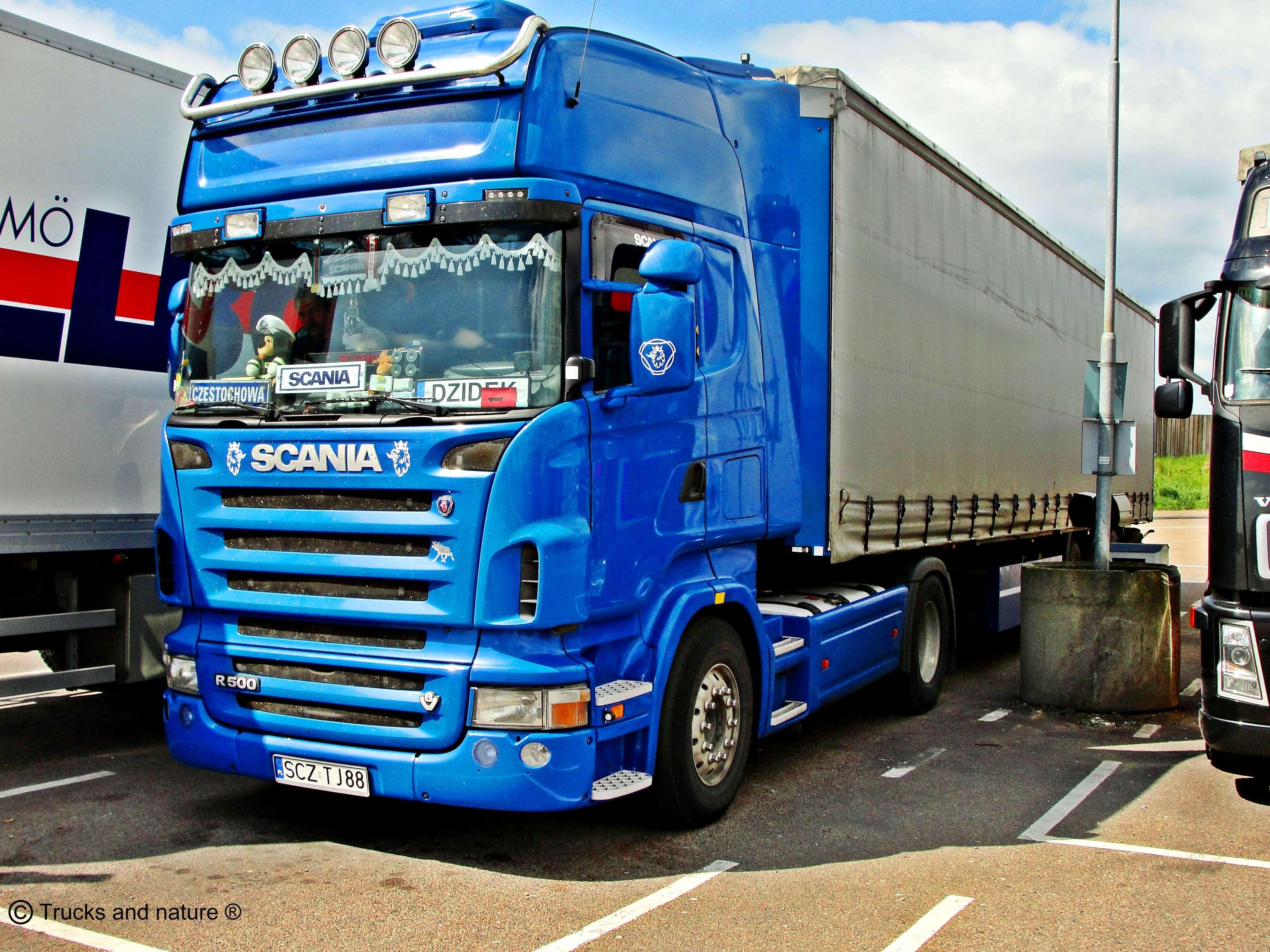 Scania R500 8993448
