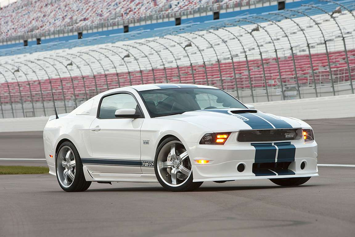 Shelby GT350 #8318758