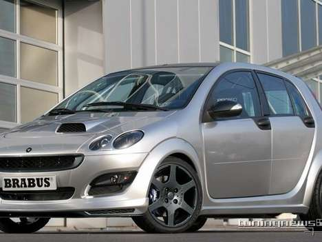 Smart Forfour Brabus #7949569